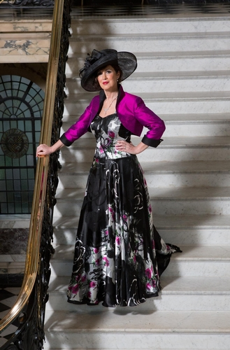 Mother of the Bride - Maria Morris Couture
