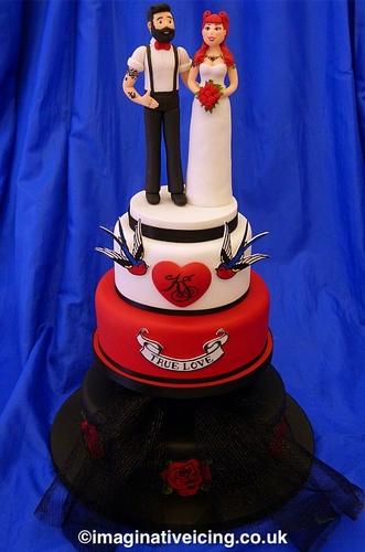 Cakes - Imaginative Icing - Cakes