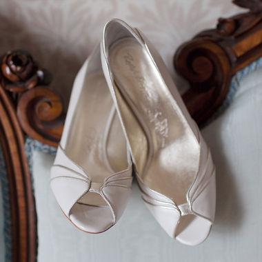 Shoes - The White Room Bridal Boutique