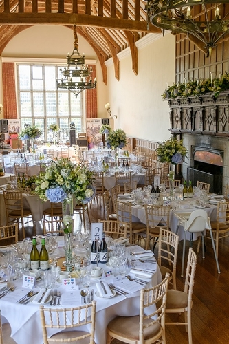 Venues - Layer Marney Tower