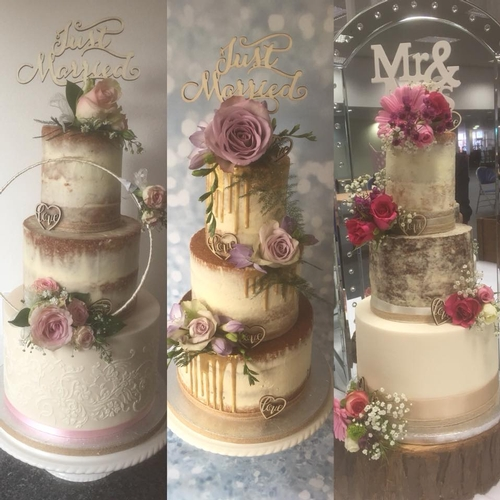 Cakes - Carefree Cakes