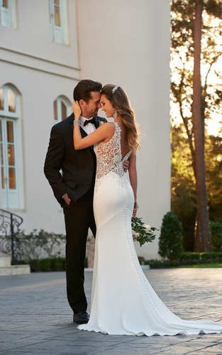 Wedding Dresses - Helena Fortley Bridal Boutique
