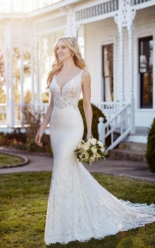 Wedding Dresses - Helena Fortley Bridal Boutique