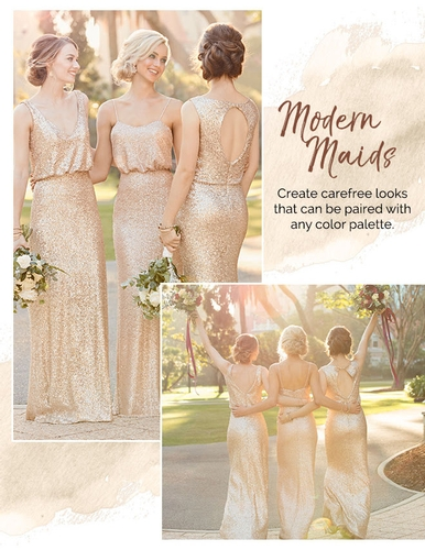Bridesmaid Dresses - Helena Fortley Bridal Boutique