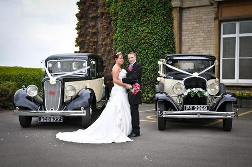 All Occasions Vintage Wedding Car Hire