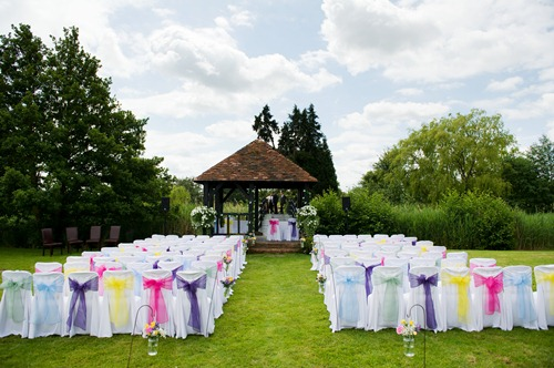 Venues - Prested Hall