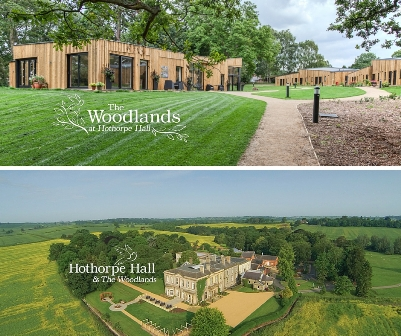 Hothorpe Hall & The Woodlands