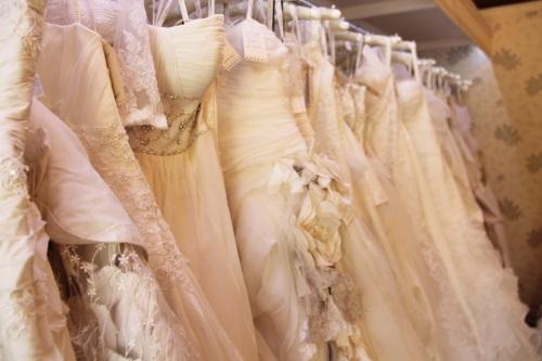 Wedding Dresses - Bridal Boutique at Chilham