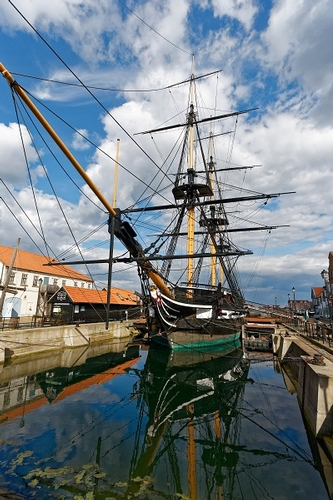 Venues - National Museum of the Royal Navy Hartlepool