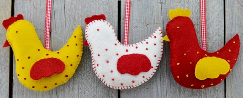 Speckled Hens Craft Kit