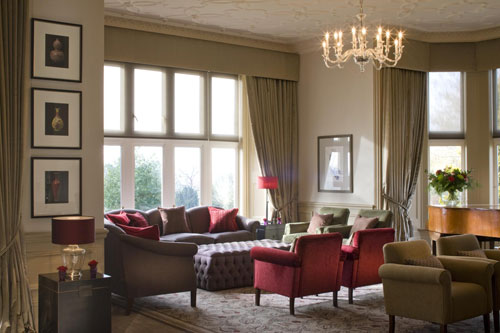 Guest Accommodation - Hartsfield Manor