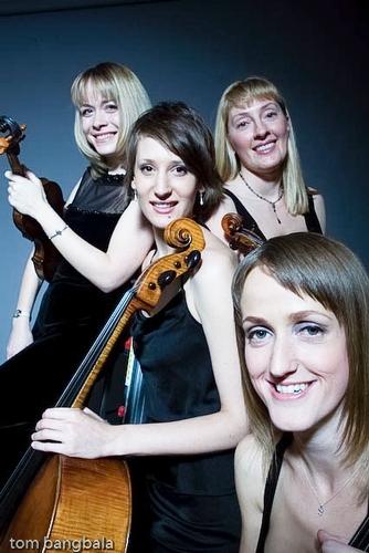 Music (Ceremony) - Bridgewater String Quartet