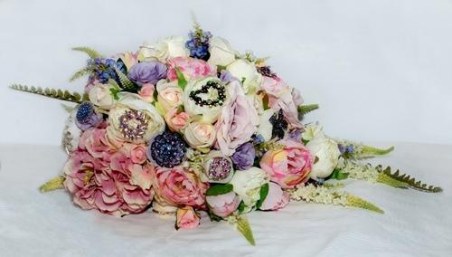 Centrepieces - Silky Bouquets Ltd