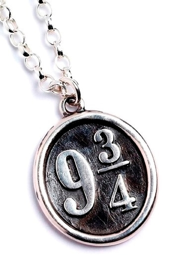Official Harry Potter Sterling Silver Jewellery