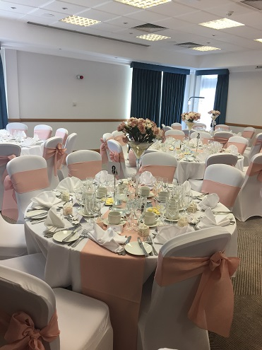 Venues - Hilton Leicester Hotel