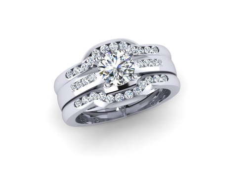 Wedding Enement Rings From Your Surrey Magazine