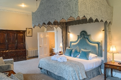 Guest Accommodation - Hintlesham Hall Hotel