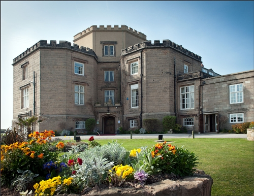 The Leasowe Castle Hotel