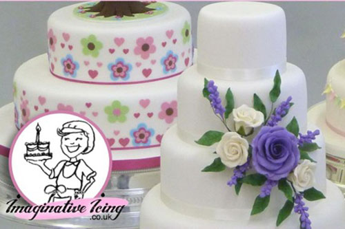 Wedding Services - Imaginative Icing - Cakes