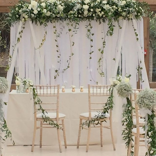Venue Styling - Luke & Lottie Floral Design Ltd