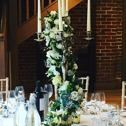 Centrepieces - Luke & Lottie Floral Design Ltd
