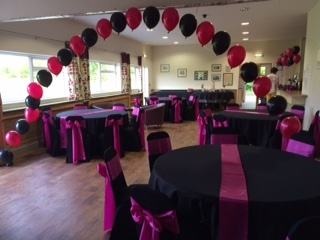 Chair Covers - To The Moon and Back Weddings & Events