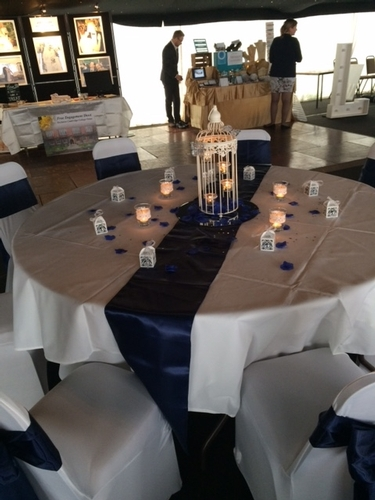 Centrepieces - To The Moon and Back Weddings & Events