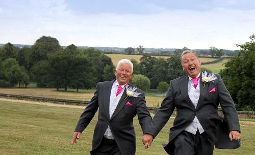 Weddings venues and celebrants in Nottinghamshire