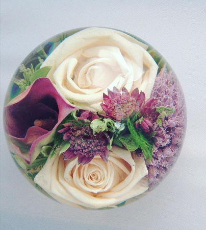 Wedding Keepsakes - Flower Preservation Workshop