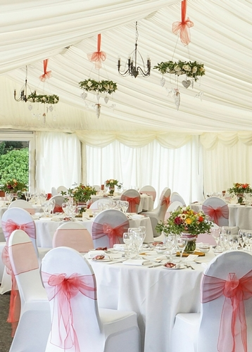 Venue Styling - Mulberry Wedding & Events