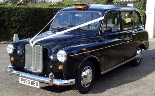 Classic London Taxi
