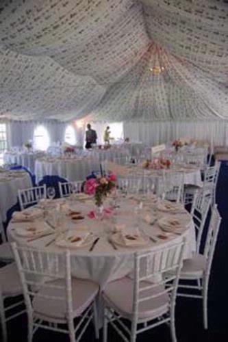 Marquees & Tents - Poundon House