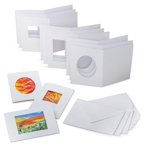 Aperture Cards A5 & A6 external (A6 & A7 internal artwork)