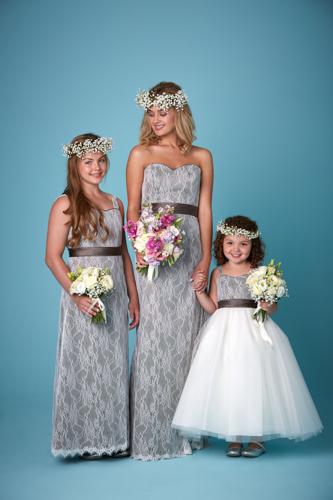 Bridesmaid Dresses - Sass and Grace Bridal Boutique