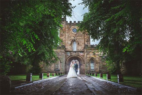 Venues - Durham Castle