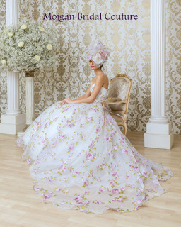 Bridal Gowns - Coloured - Mojgan Bridal Couture
