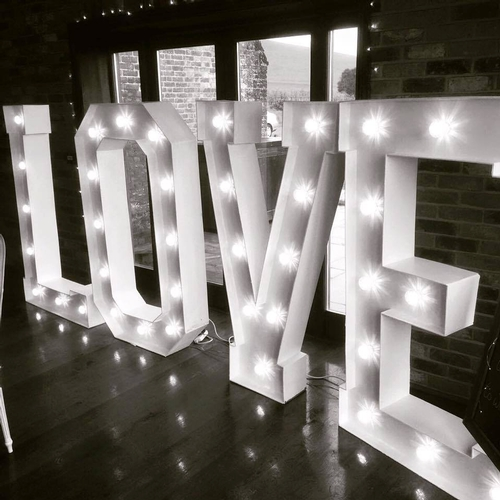 Venue Styling - Hire Your Day