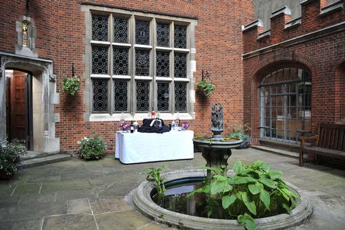 Wedding Services - Ironmongers Hall
