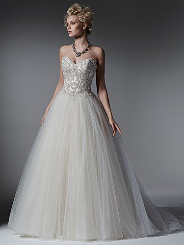 Wedding Dresses - The Bridal Boutique of Leeds