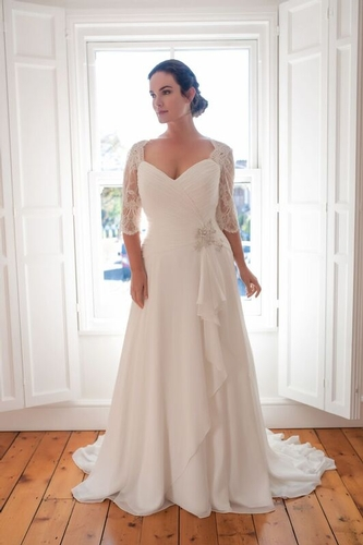 Wedding Dresses - Celebrating Curves Ltd