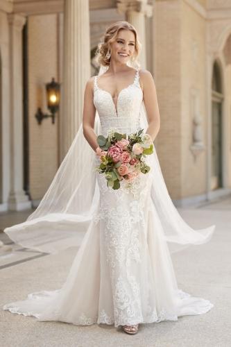 Wedding Dresses - Caroline Clark Bridal Boutique