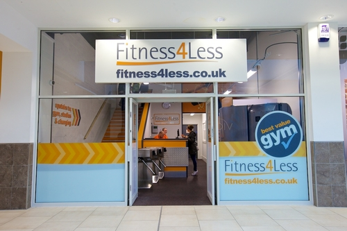 Weight Management - Fitness4Less