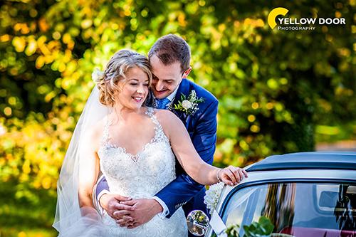 Yellow Door Wedding Photography