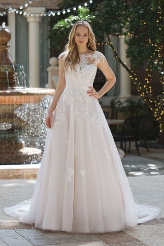Wedding Dresses - Bride at Home