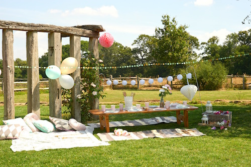 Party Planning - The Little Top Ltd
