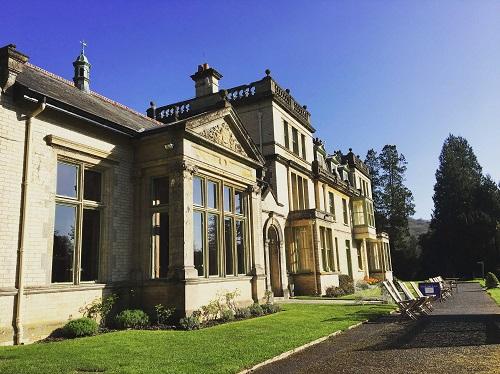 Venues - Holne Park House