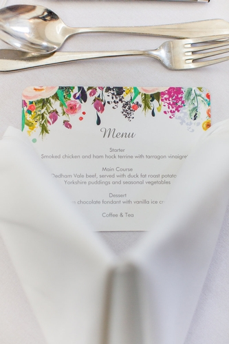 Catering - Kings Chapel Wedding and Events