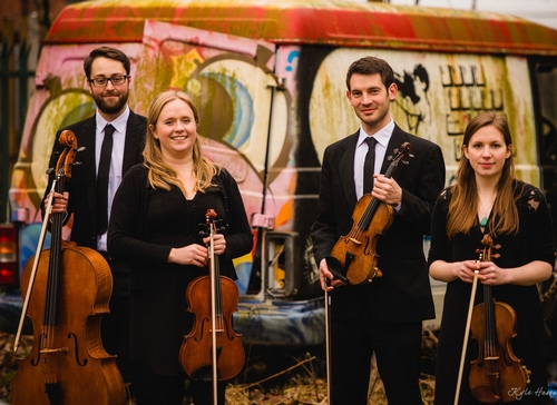 Entertainment - Didsbury String Quartet