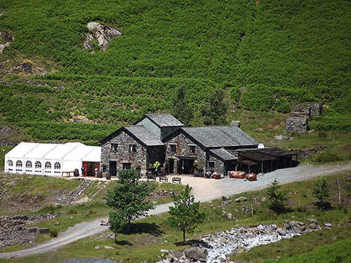 Venues - Coppermines Mountain Cottages