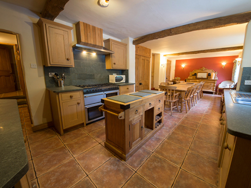 Guest Accommodation - Coppermines Mountain Cottages